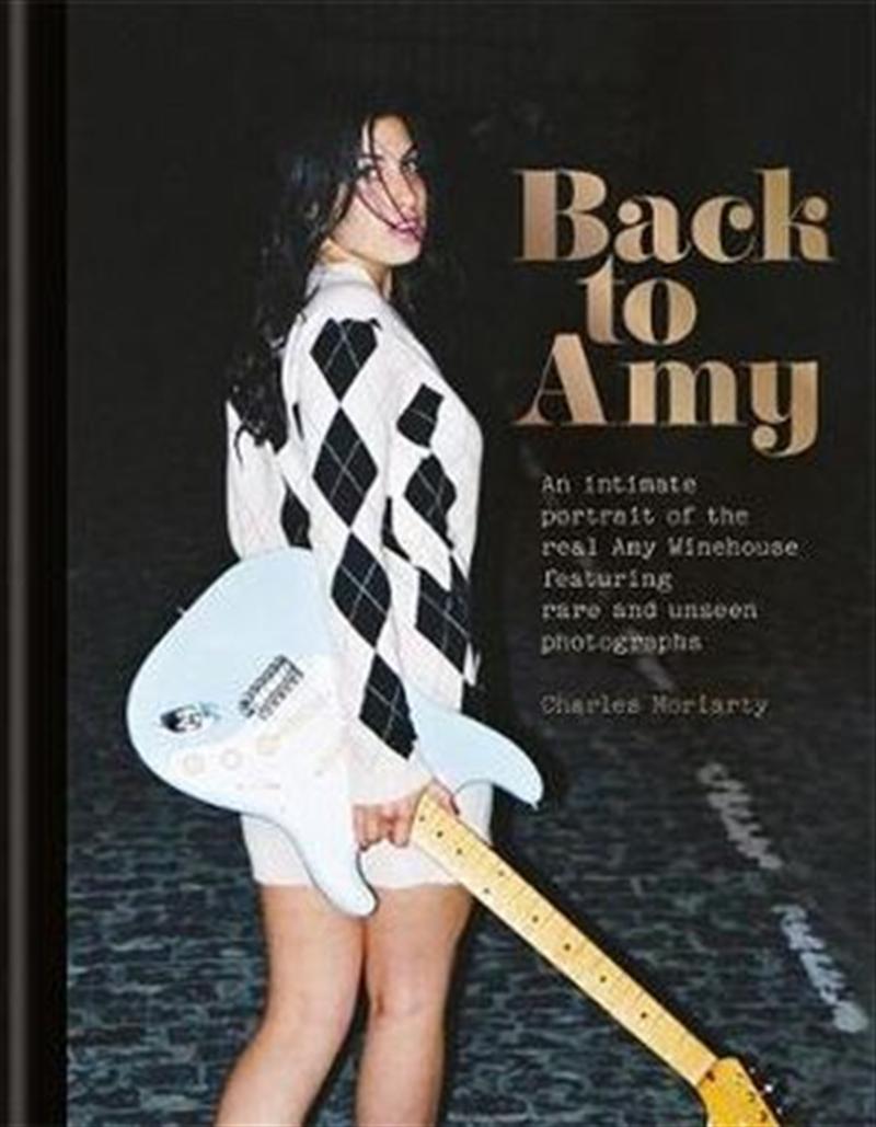 Back to Amy | Hardback Book