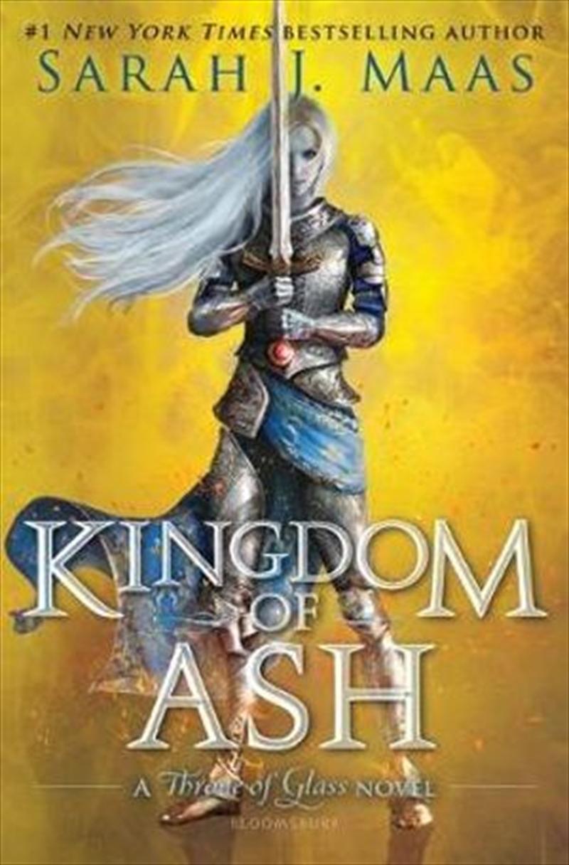 Kingdom of Ash | Hardback Book