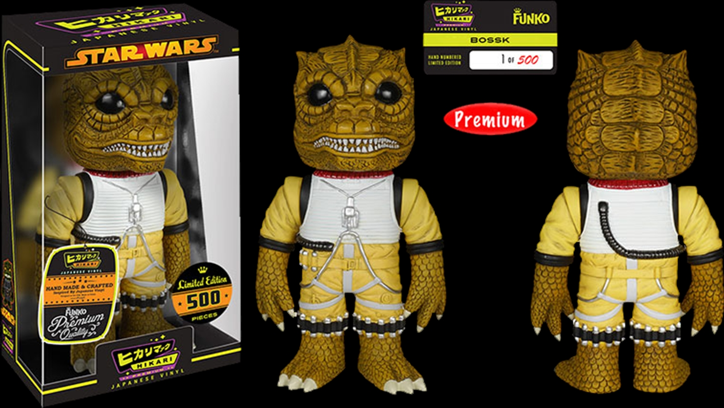 Star Wars - Bossk Hikari   Merchandise