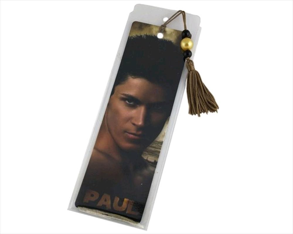 The Twilight Saga: New Moon - Bookmark Paul (Wolf Pack) | Merchandise