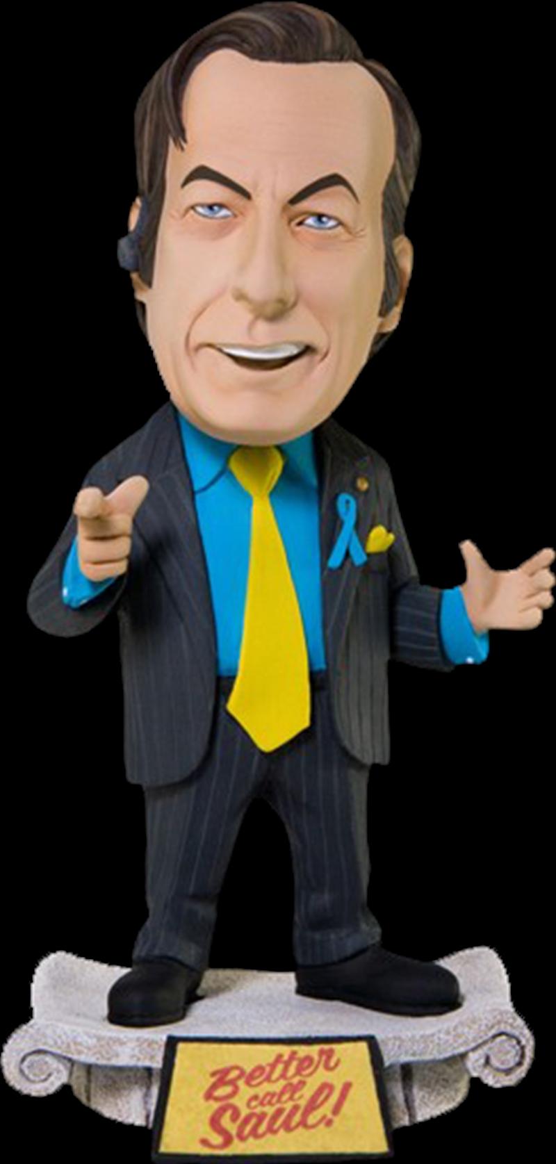 Breaking Bad - Saul Goodman Bobble Head | Merchandise