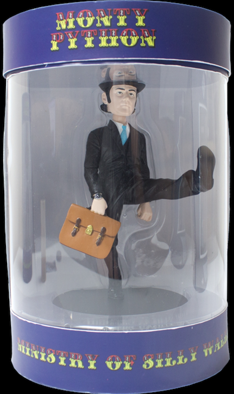 Monty Python - Ministry of Silly Walks Bobble Head | Merchandise