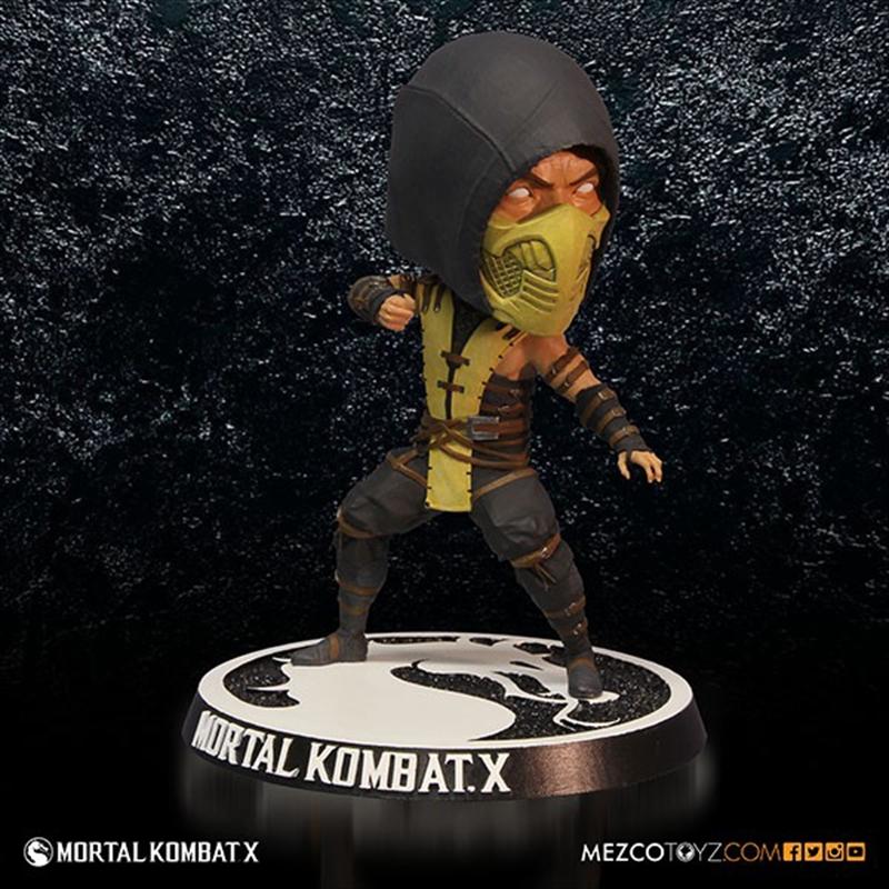 Mortal Kombat - Scorpion Bobble Head | Merchandise