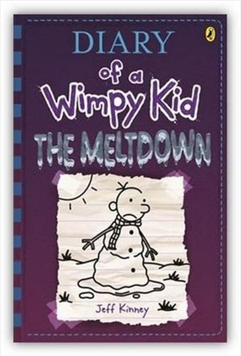 The Meltdown: Diary of a Wimpy Kid (13) | Paperback Book