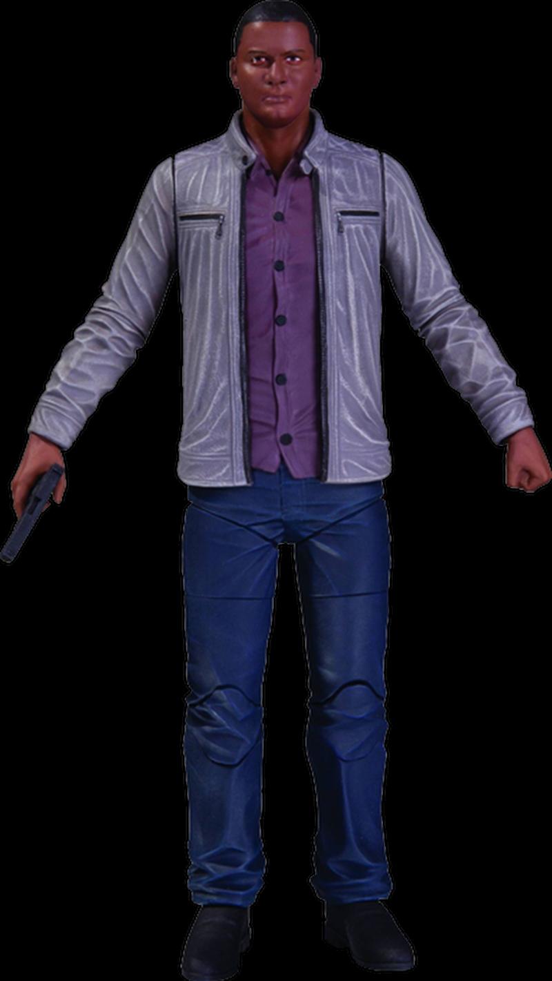 "Arrow - John Diggle 7"" Action Figure   Merchandise"