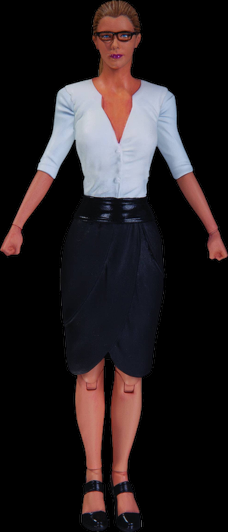 "Arrow - Felicity Smoak 7"" Action Figure | Merchandise"