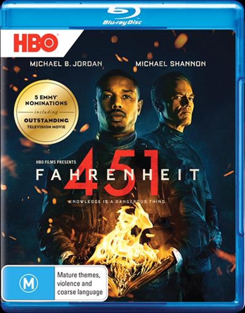 Fahrenheit 451 | Blu-ray