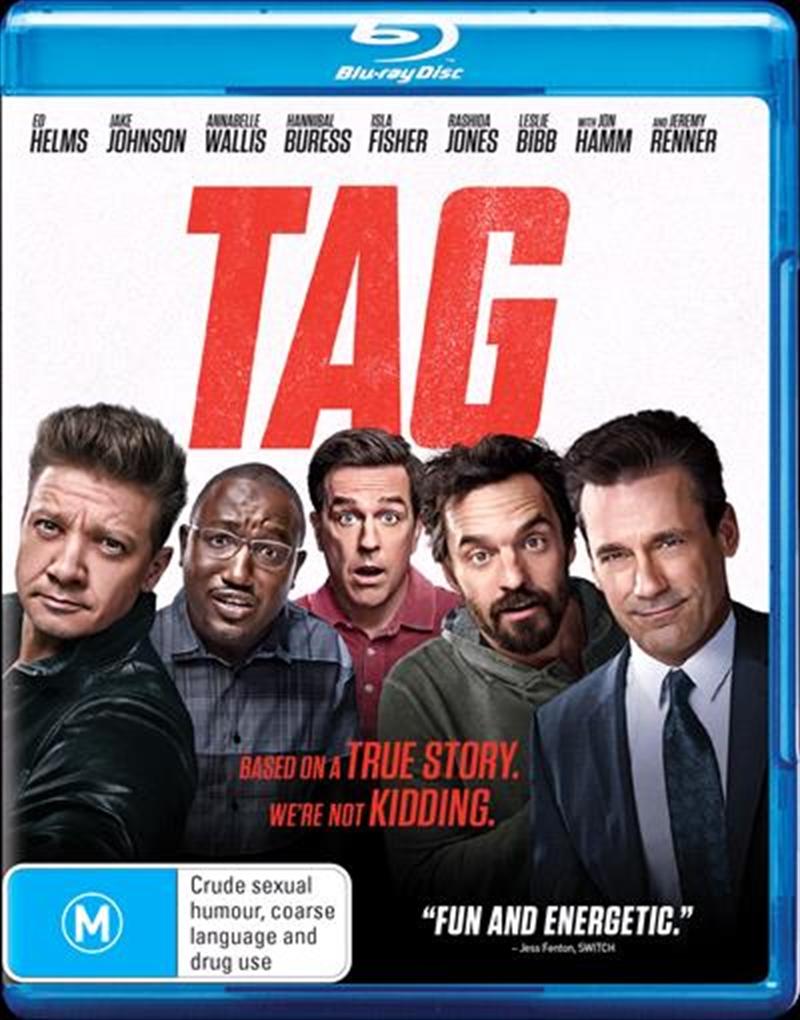 Tag | Blu-ray
