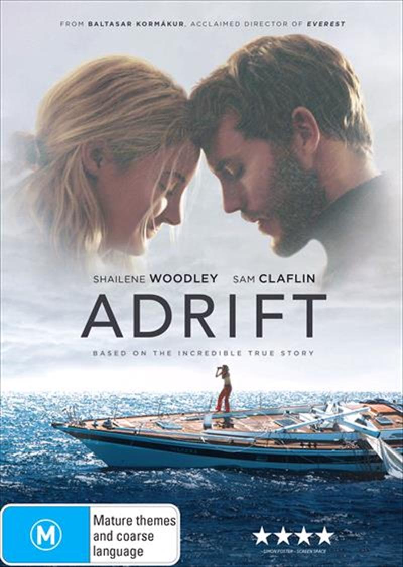 Adrift | DVD