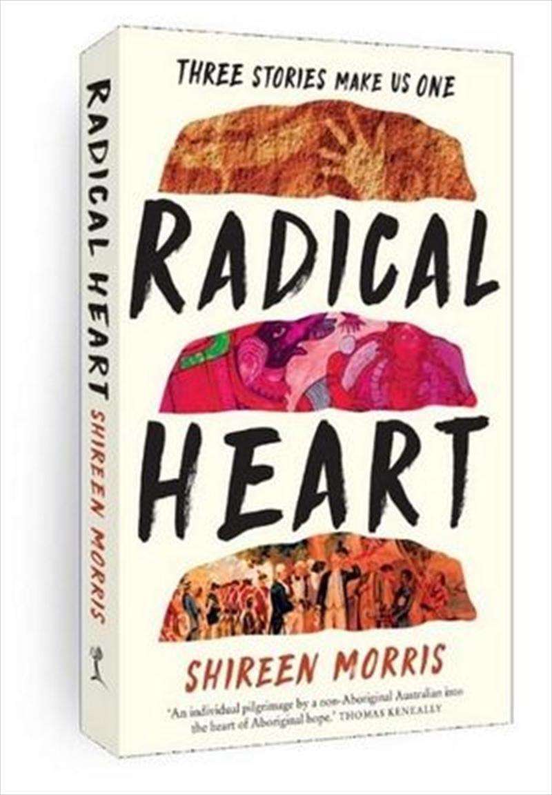 Radical Heart   Paperback Book