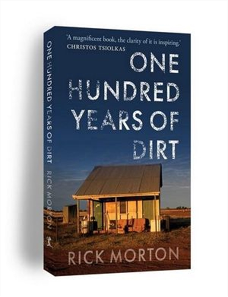 One Hundred Years of Dirt | Paperback Book