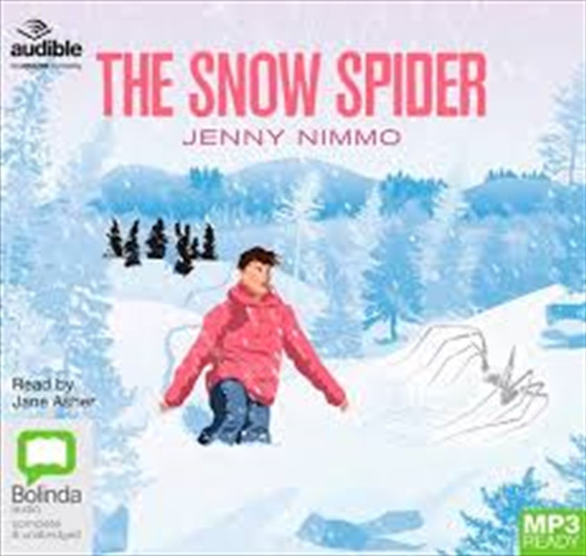 Snow Spider | Audio Book