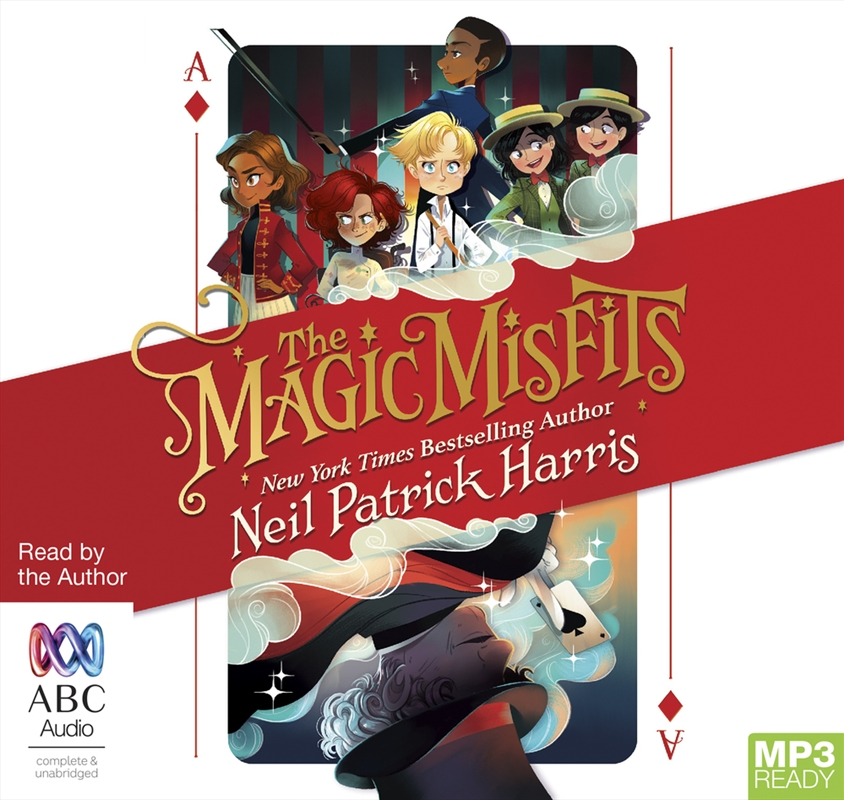 Magic Misfits | Audio Book