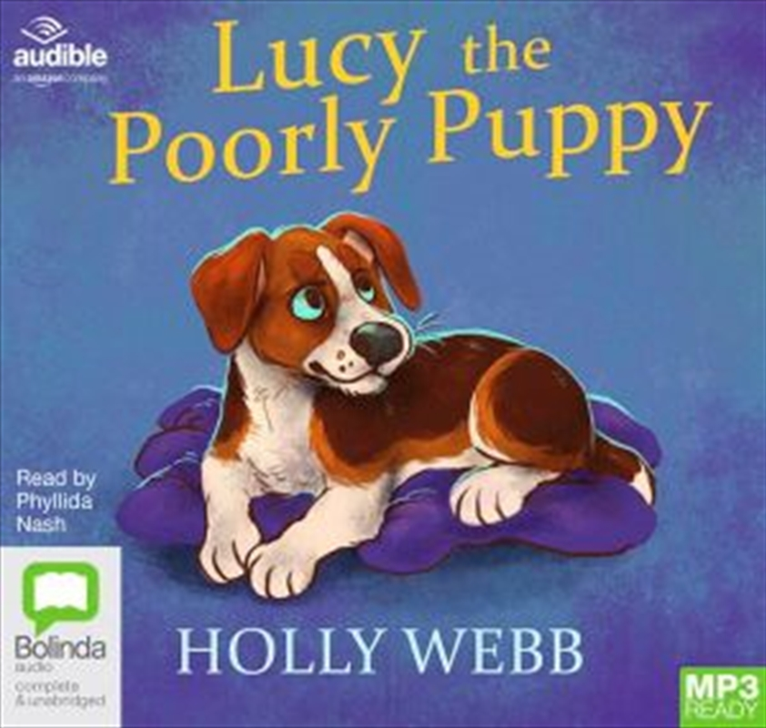 Lucy The Poorly Puppy | Audio Book