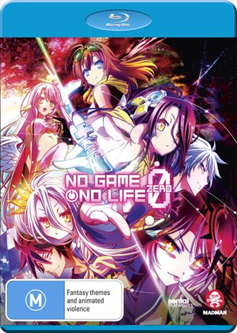 No Game, No Life - Zero | Blu-ray
