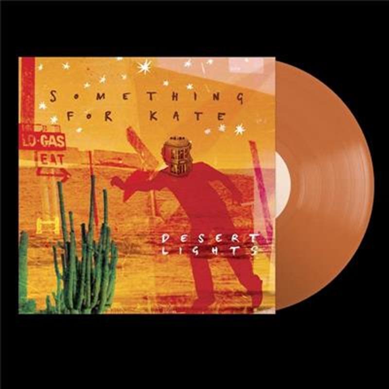 Desert Lights - Orange Vinyl | Vinyl