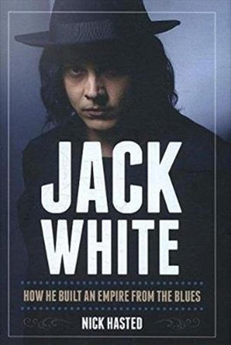 Jack White | Hardback Book