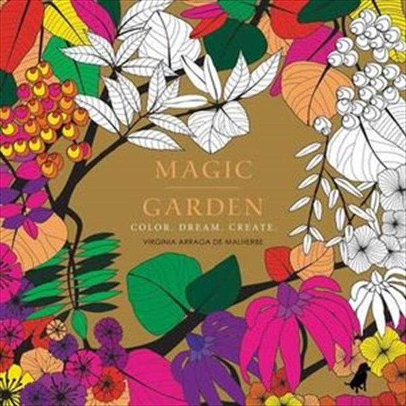Magic Garden | Hardback Book
