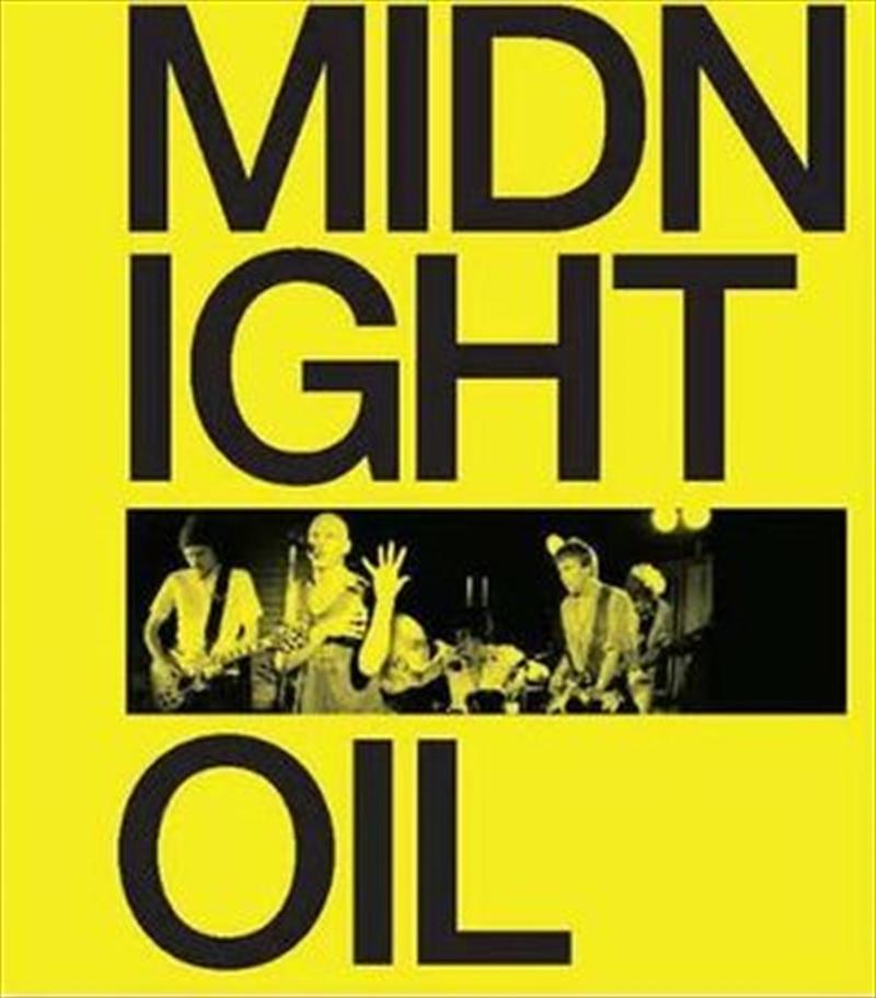 Midnight Oil | Hardback Book