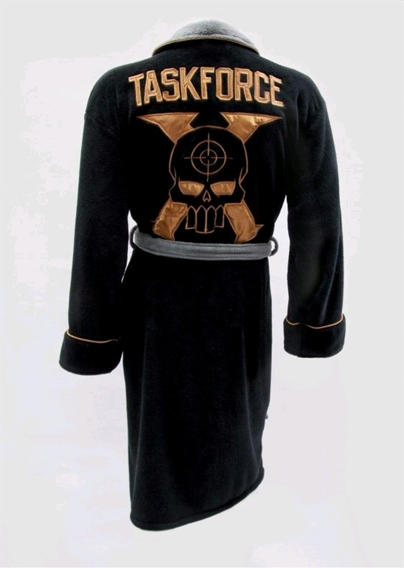 Suicide Squad - Taskforce X Hoodless Robe | Miscellaneous