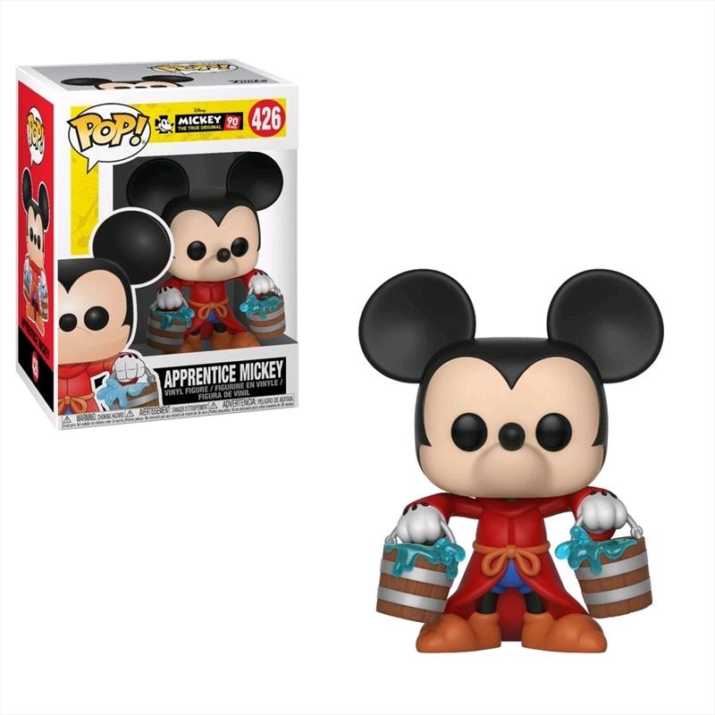 Mickey Mouse - 90th Apprentice Mickey Pop! Vinyl | Pop Vinyl