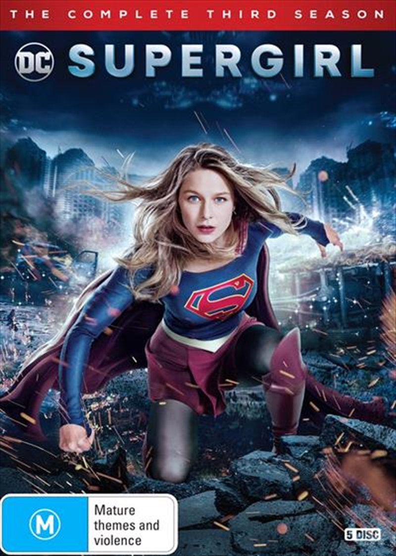 Supergirl - Season 3 | DVD