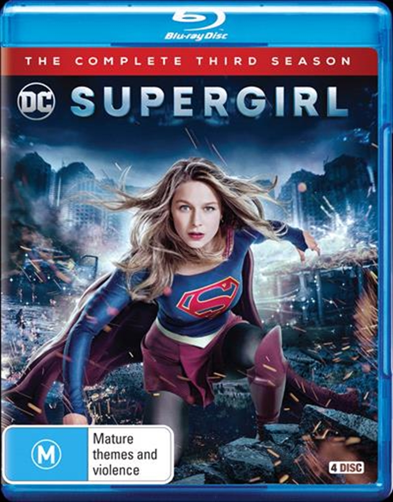 Supergirl - Season 3 | Blu-ray