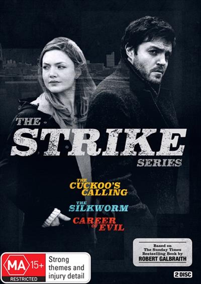 Strike Series, The | DVD