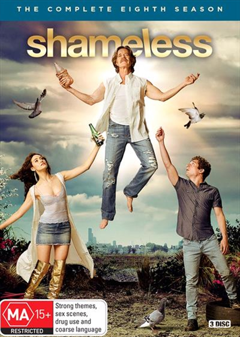 Shameless - Season 8 | DVD