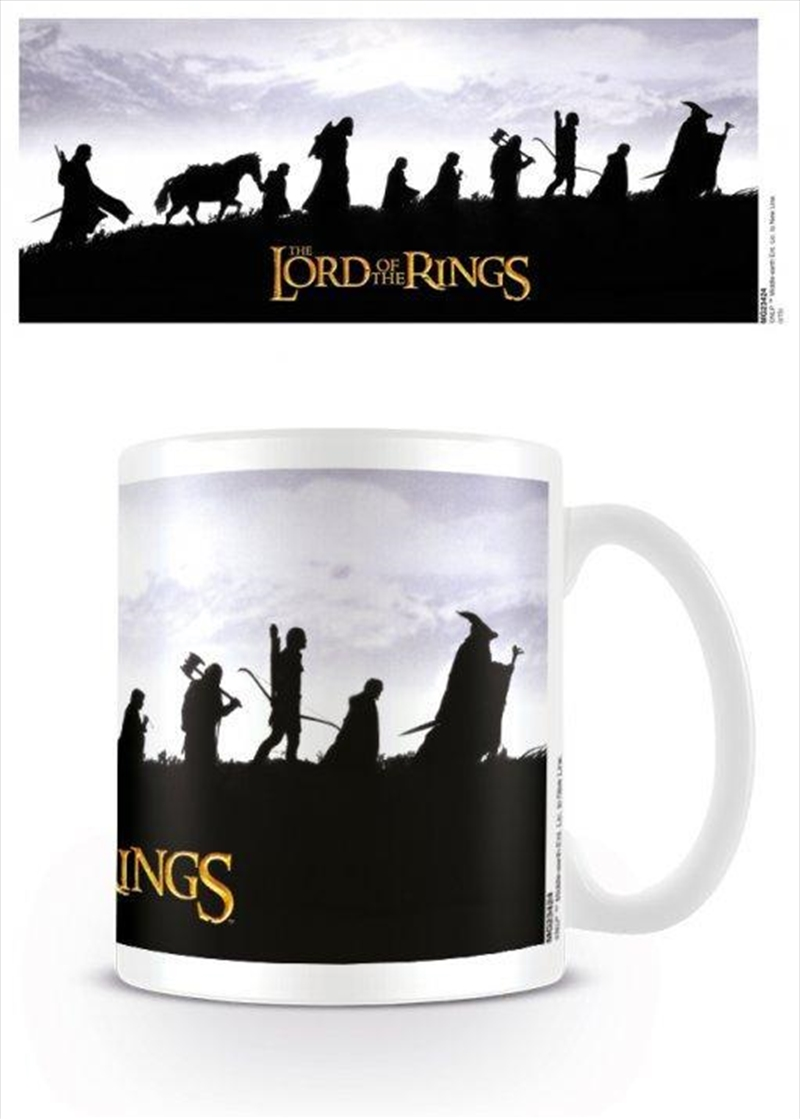 The Lord Of The Rings - Fellowship | Merchandise