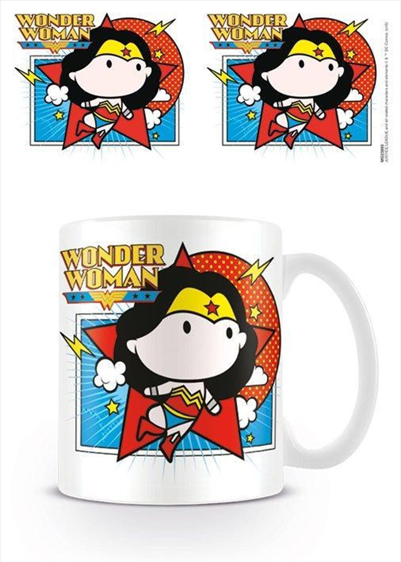 DC Comics - Justice League Wonder Woman Chibi | Merchandise