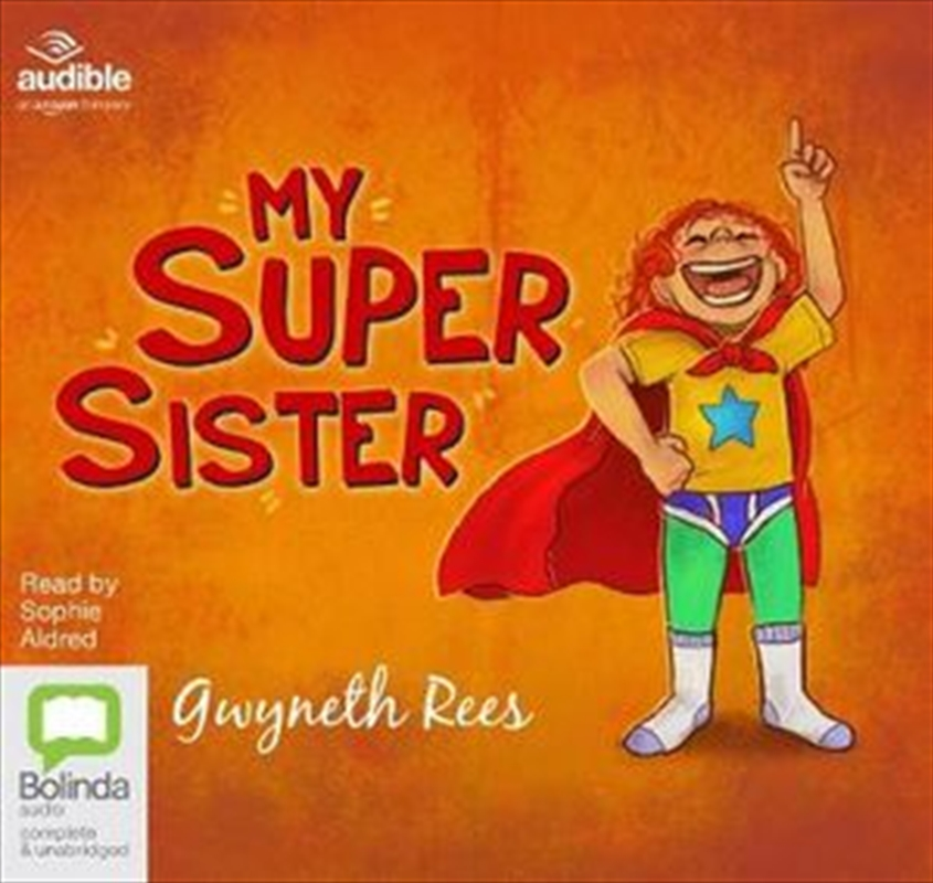 My Super Sister | Audio Book