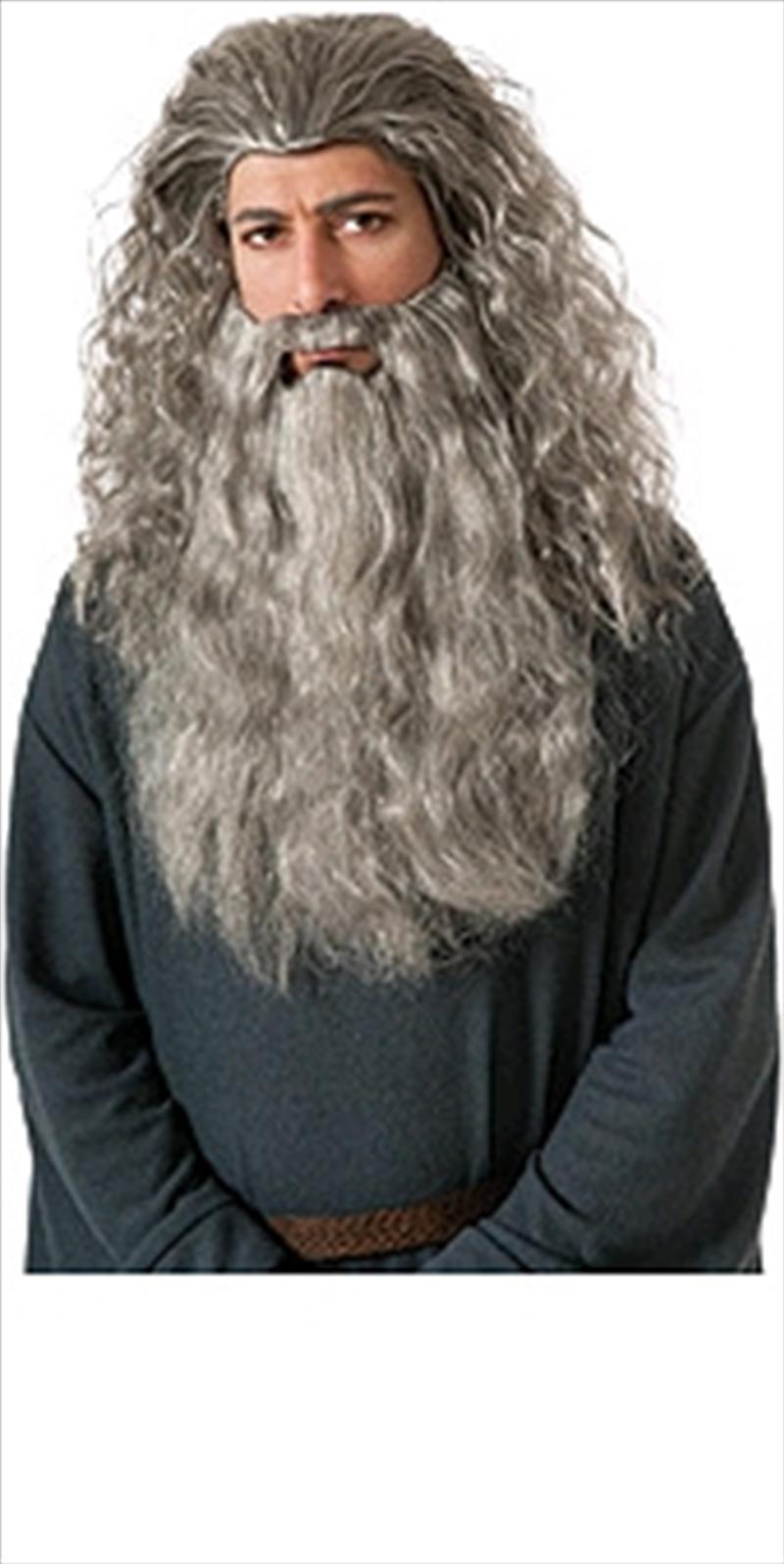 Gandalf Beard Kit | Apparel