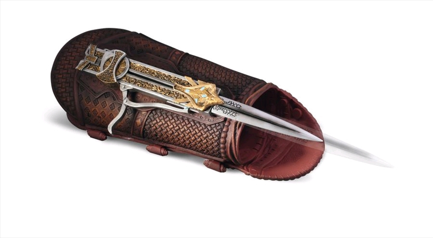 Assassin's Creed Movie - Aguilar's Hidden Blade Replica | Collectable