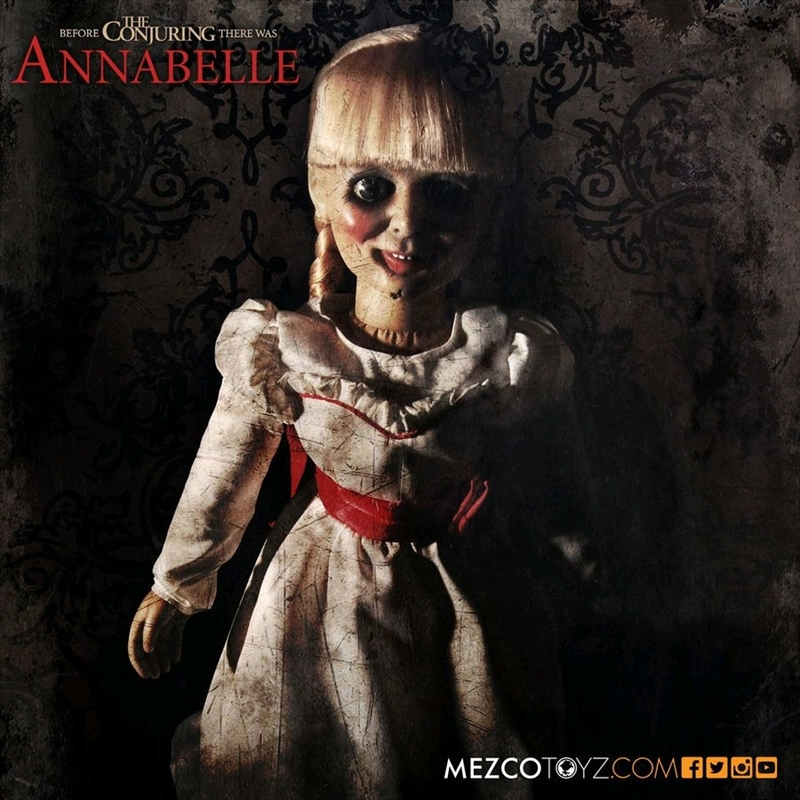 The Conjuring - Annabelle Prop Replica Doll | Collectable