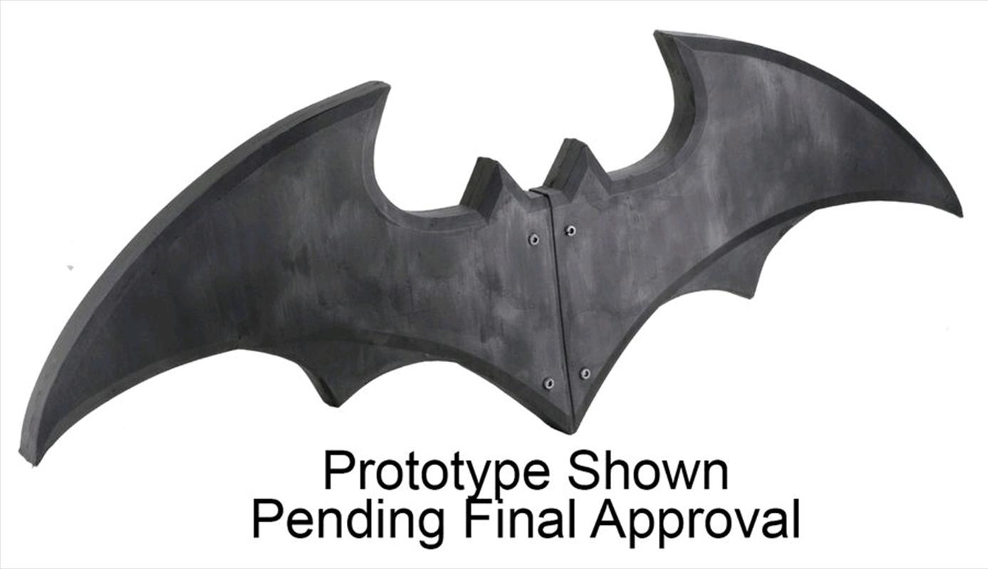 Batman - Batarang Oversized Foam Prop Replica | Collectable