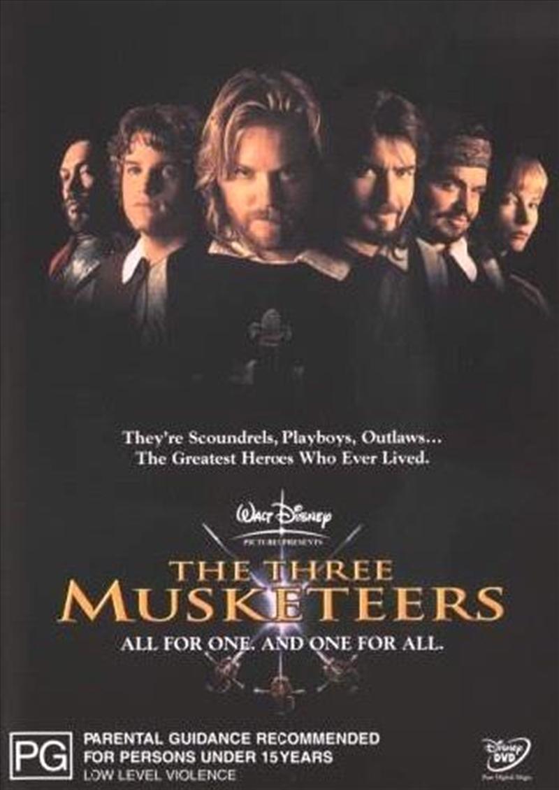 Three Musketeers | DVD