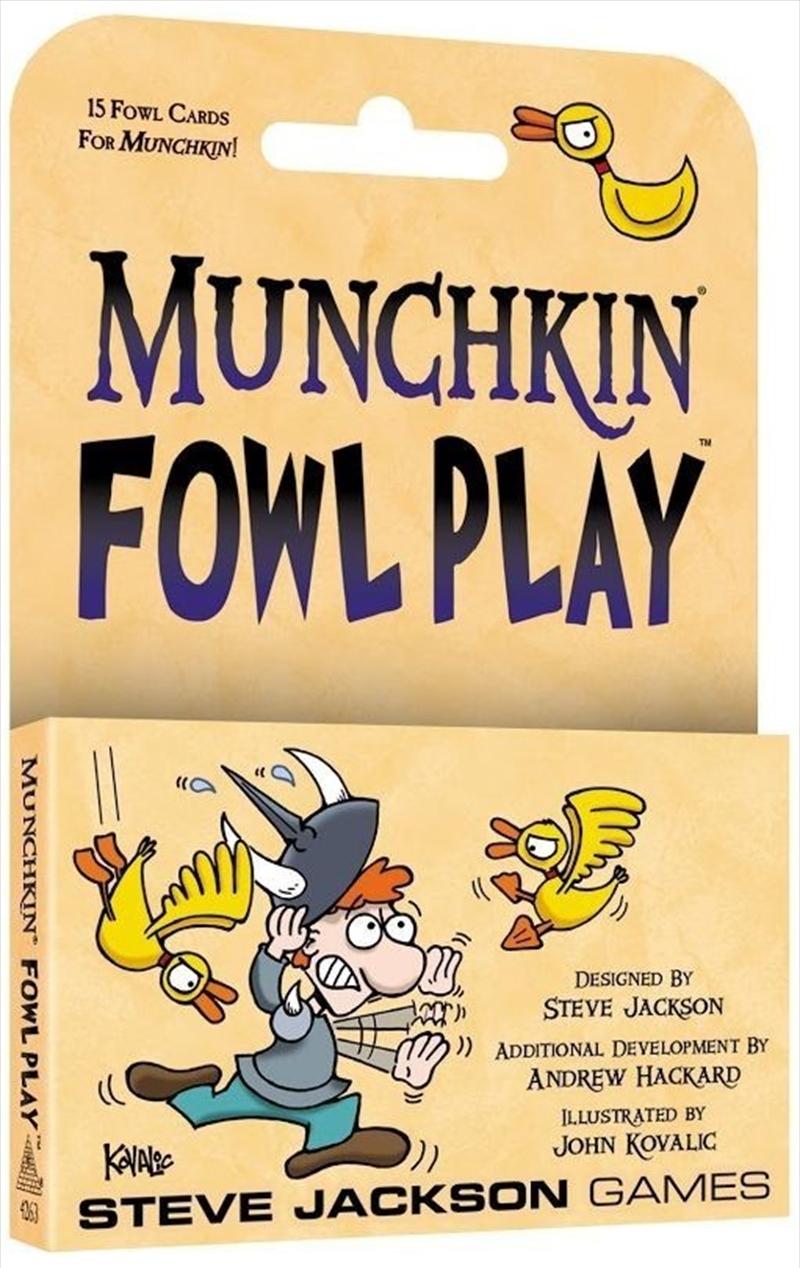 Munchkin Fowl Play   Merchandise