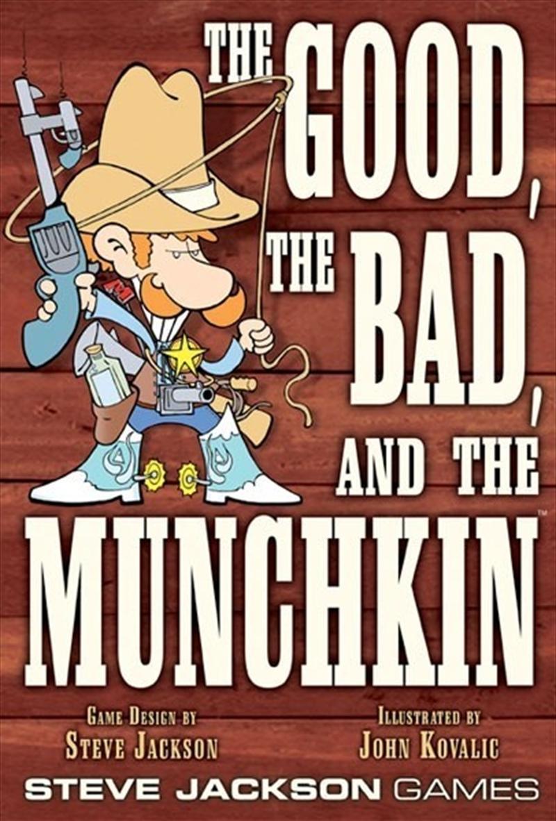 Munchkin Good Bad Munchkin | Merchandise