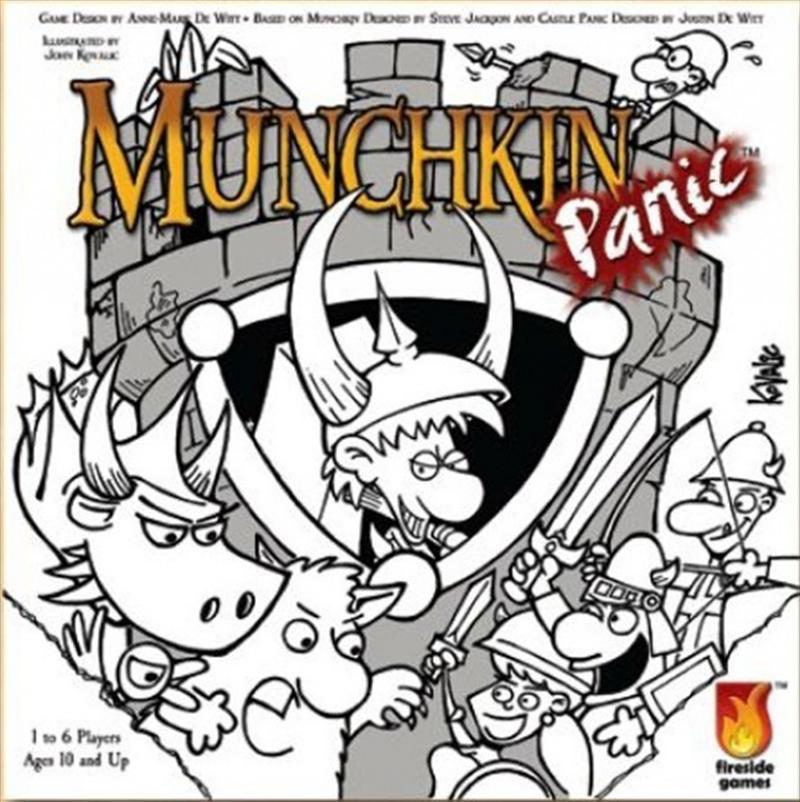 Munchkin Panic | Merchandise