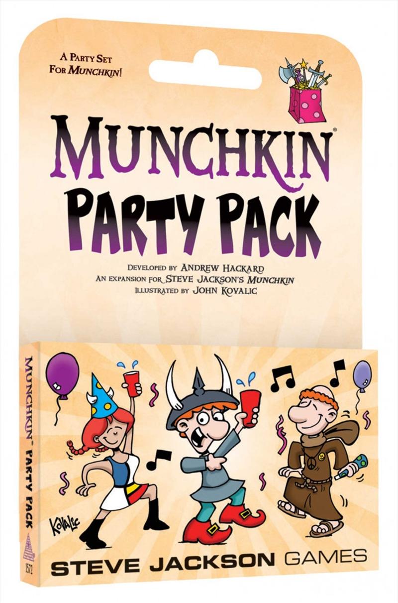Munchkin Party Pack | Merchandise