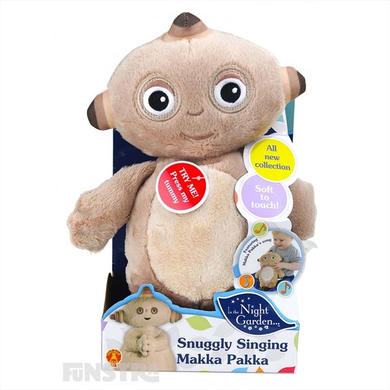 In The Night Garden - Snuggle Singing Makka Pakka | Toy