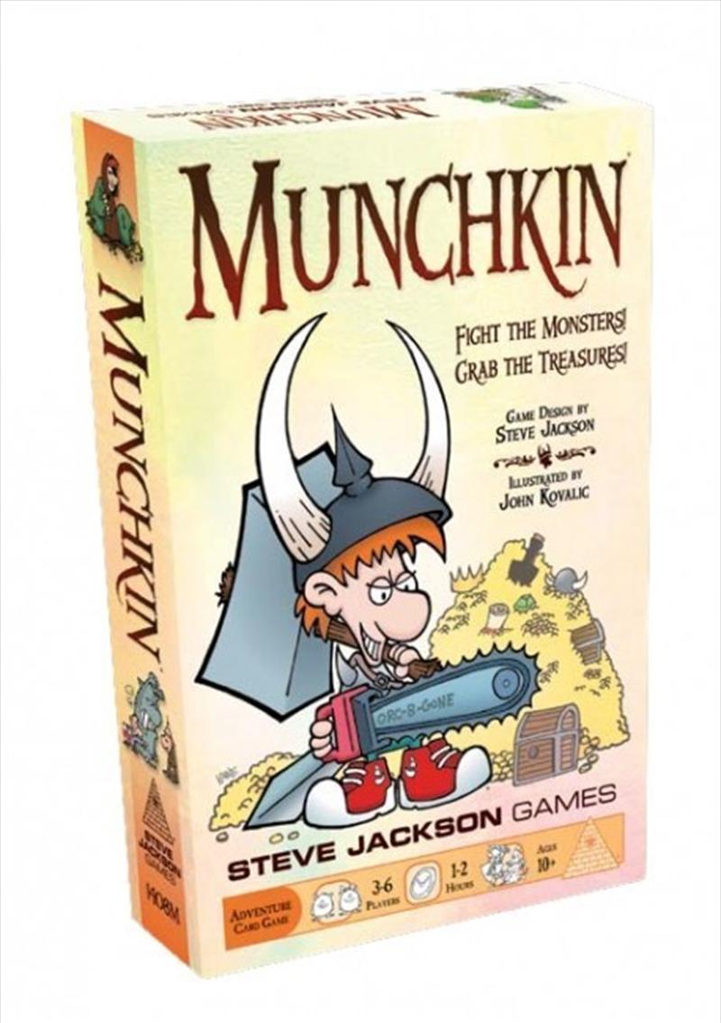 Munchkin Shiny Box Edition | Merchandise