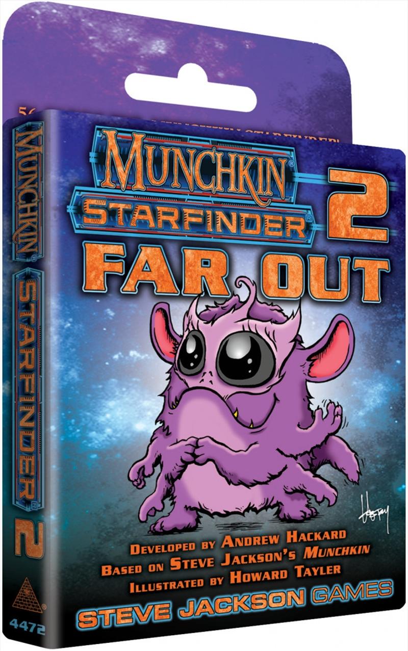Munchkin Starfinder 2 | Merchandise