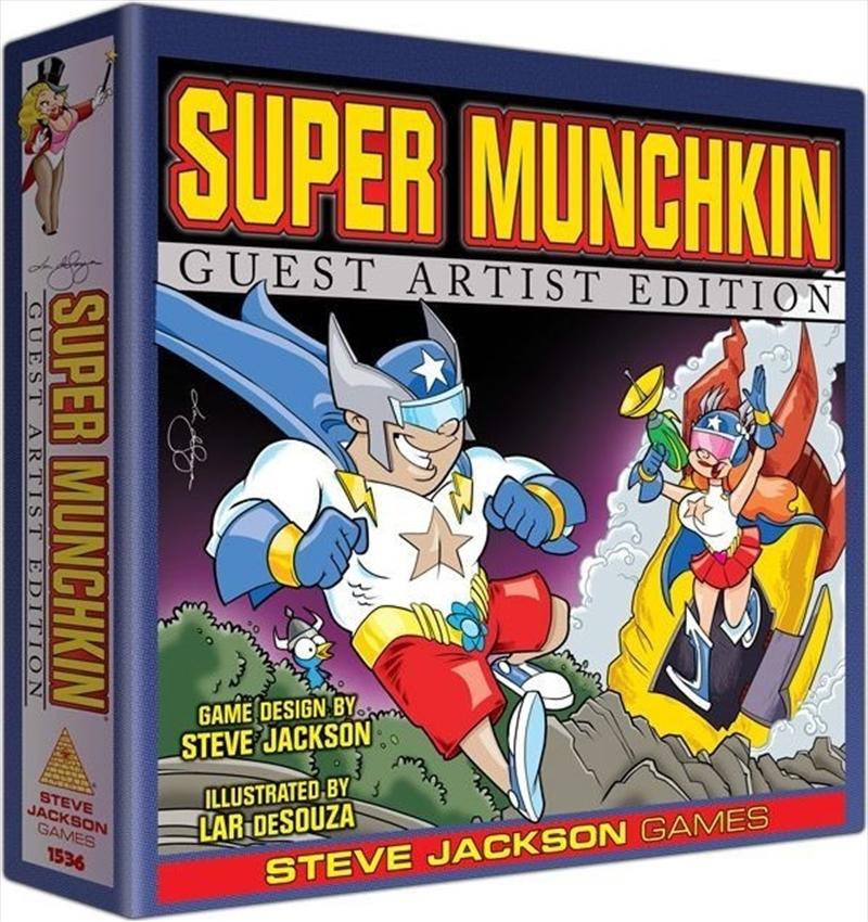 Teenage Mutant Ninja Turtles Munchkin | Merchandise