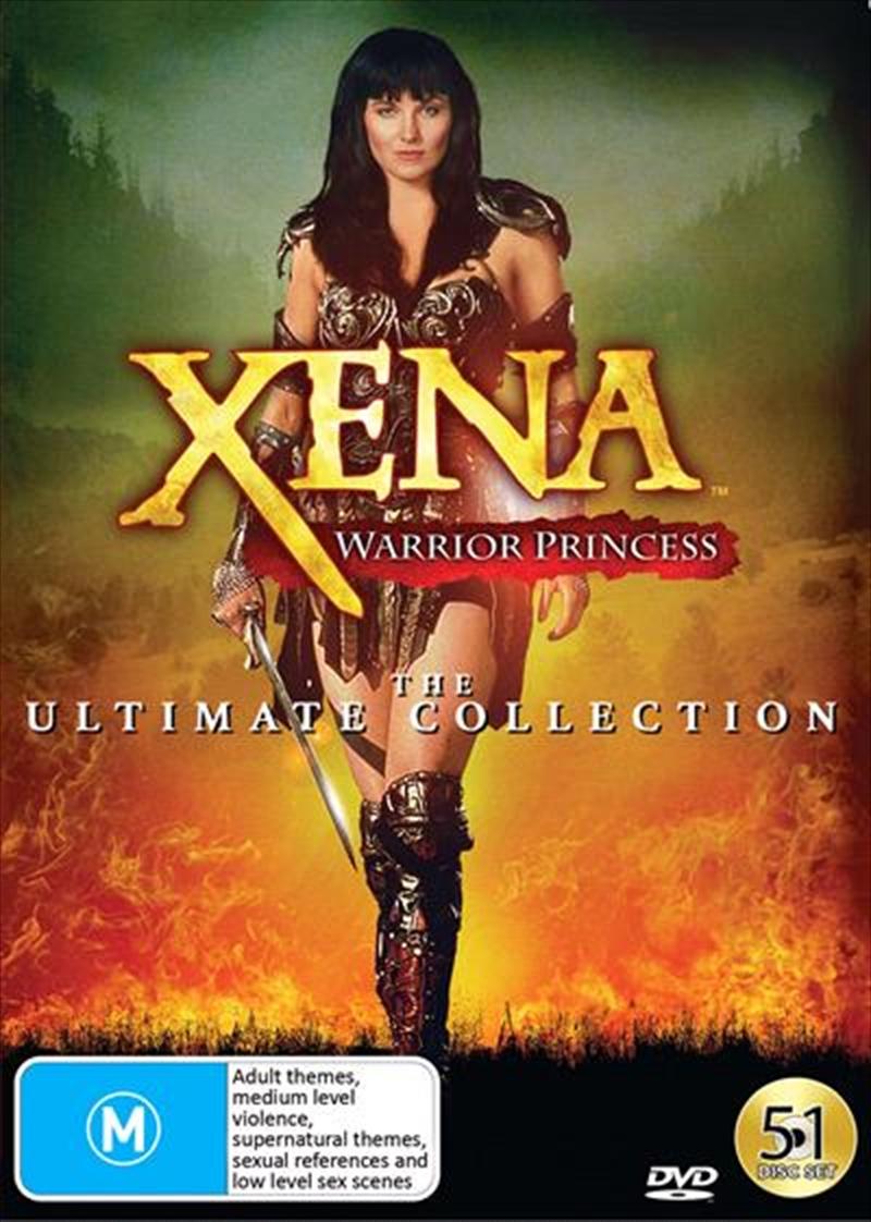 Xena - Warrior Princess - Ultimate Collection | DVD
