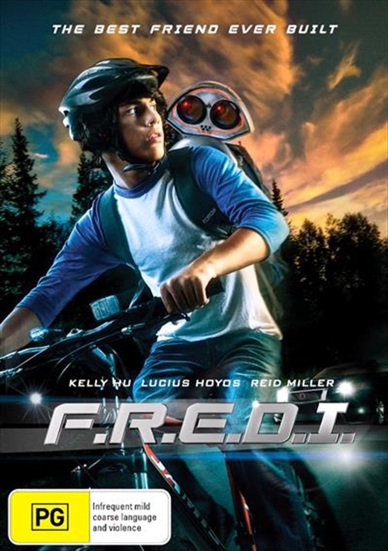 F.R.E.D.I. | DVD