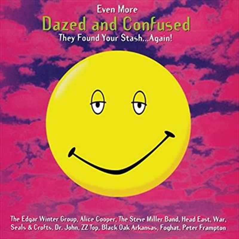 Even More Dazed And Confused | Vinyl