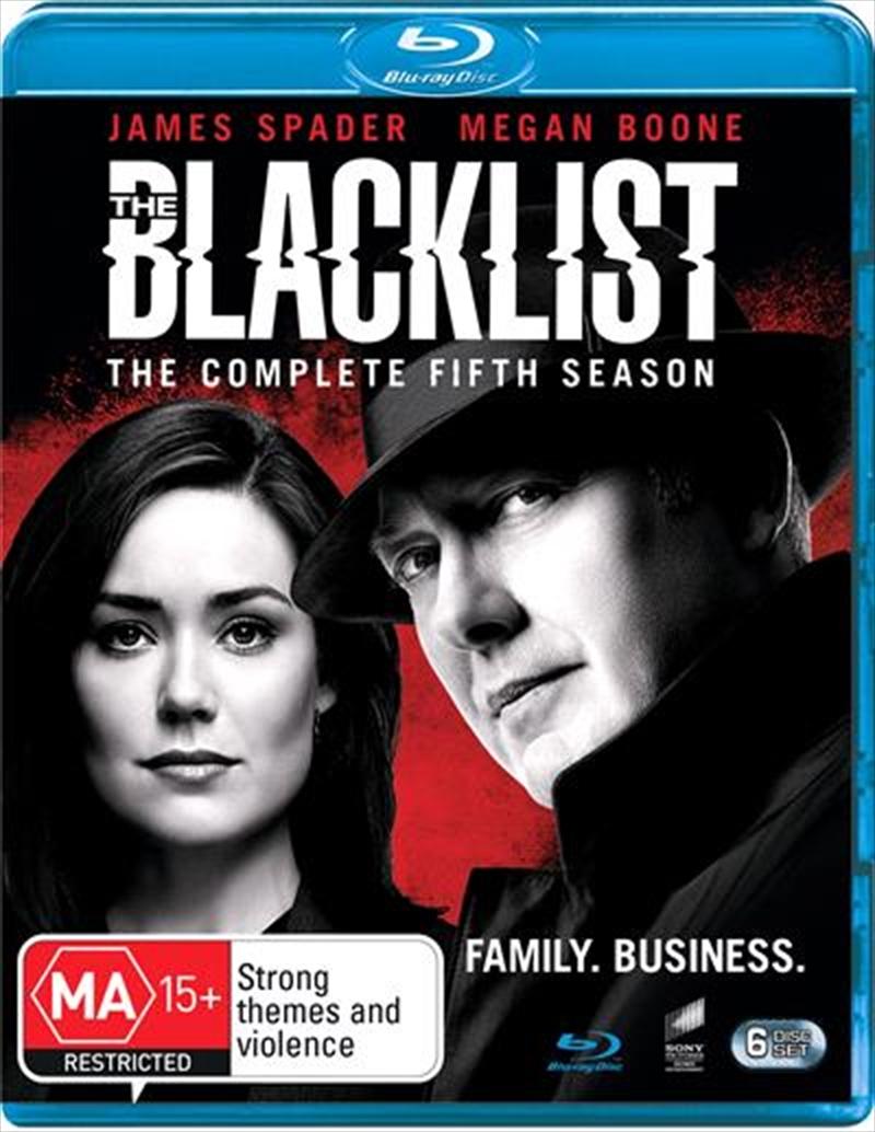 Blacklist - Season 5, The | Blu-ray