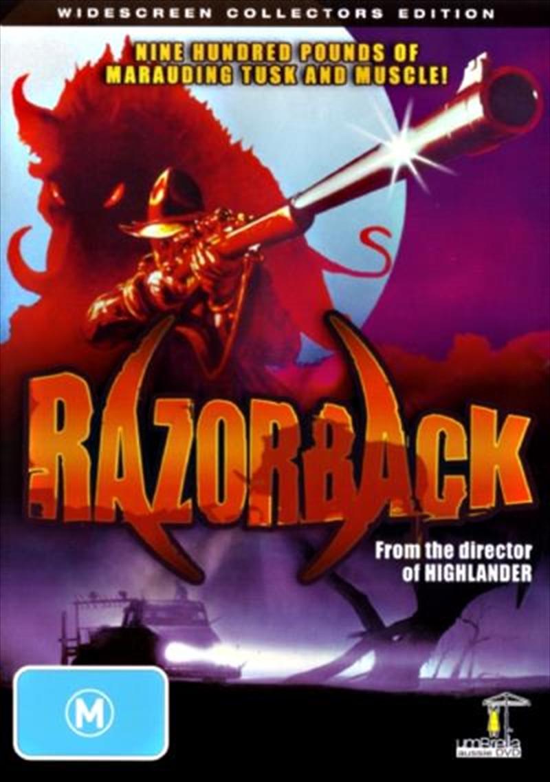 Razorback | DVD